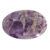 Dog Teeth Amethyst 30x40mm Oval 4Pcs Approx